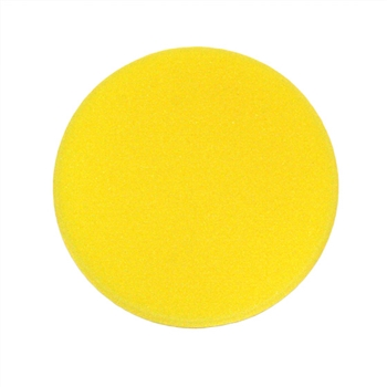 Yellow Foam Compound Pad 6in
