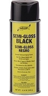 Aerosol Engine Paint - Semi Gloss Black