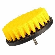 Yellow Drill Brush