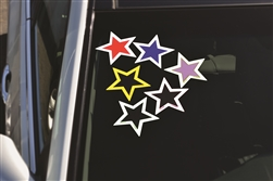 Windshield Stars