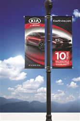 Custom Pole Banners