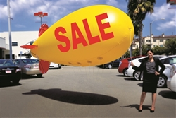 Giant Sale Blimp Balloon