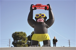 20' Gorilla Inflatable Kit