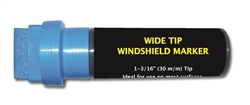 Wide Tip Windshield Markers