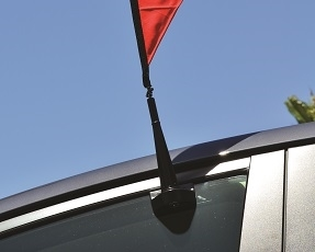 Custom 3D Mini Teardrop Flags Kits - 3D Window Clip Kit