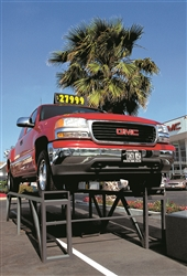 Vehicle Display Platforms