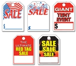 Special Event Rearview Mirror Tags