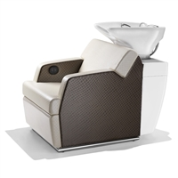 Air Massage Chair with Shampoo Backwash