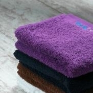 Bleach Safe Salon Towels - Purple