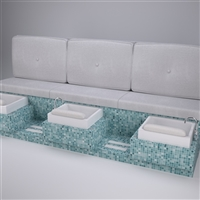 Cloud Nine Pedicure Bench