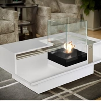 Level Compact Coffee Table