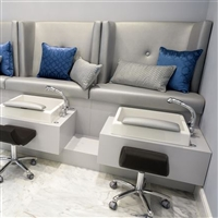 First Class Pedicure Bench