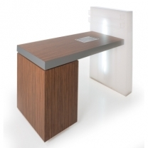 Gloss Manicure Table