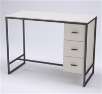 Hudson Nail Table - White