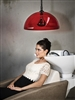 Infrared Salon Light Fixture