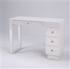 Linea Single Nail Table, 3 Drawer