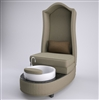 Audrey Pedicure Chair & Foot Spa