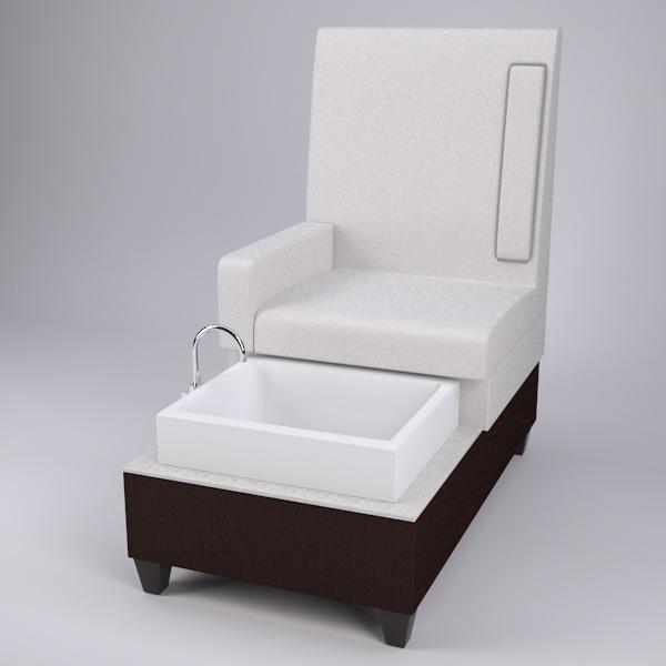 Stupendous Chelsea Pedicure Chair Foot Spa Machost Co Dining Chair Design Ideas Machostcouk