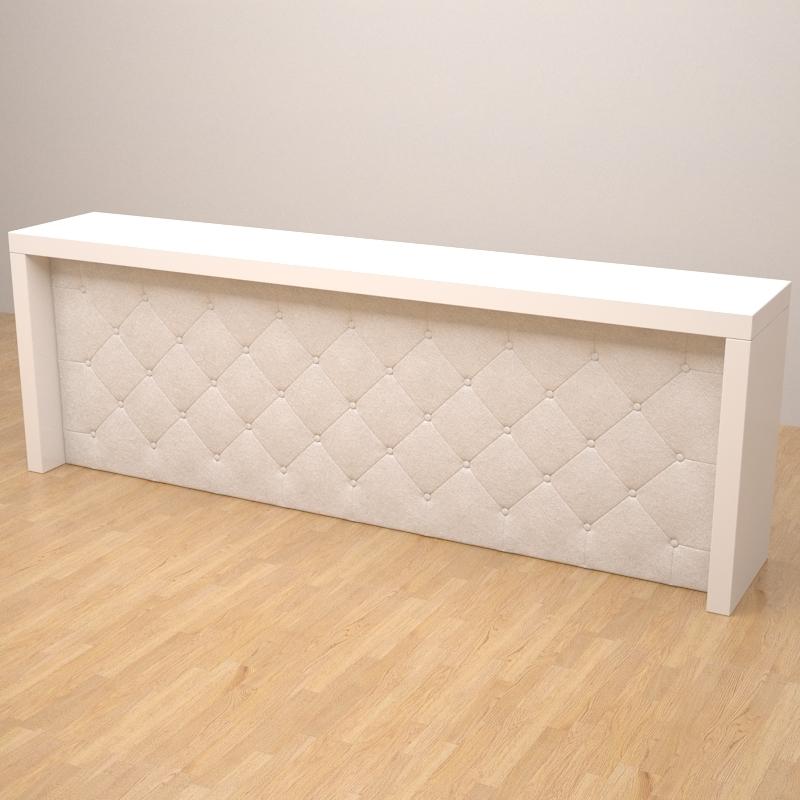 Diamond Tuft Blow Dry Styling Bar - Diamond bar table