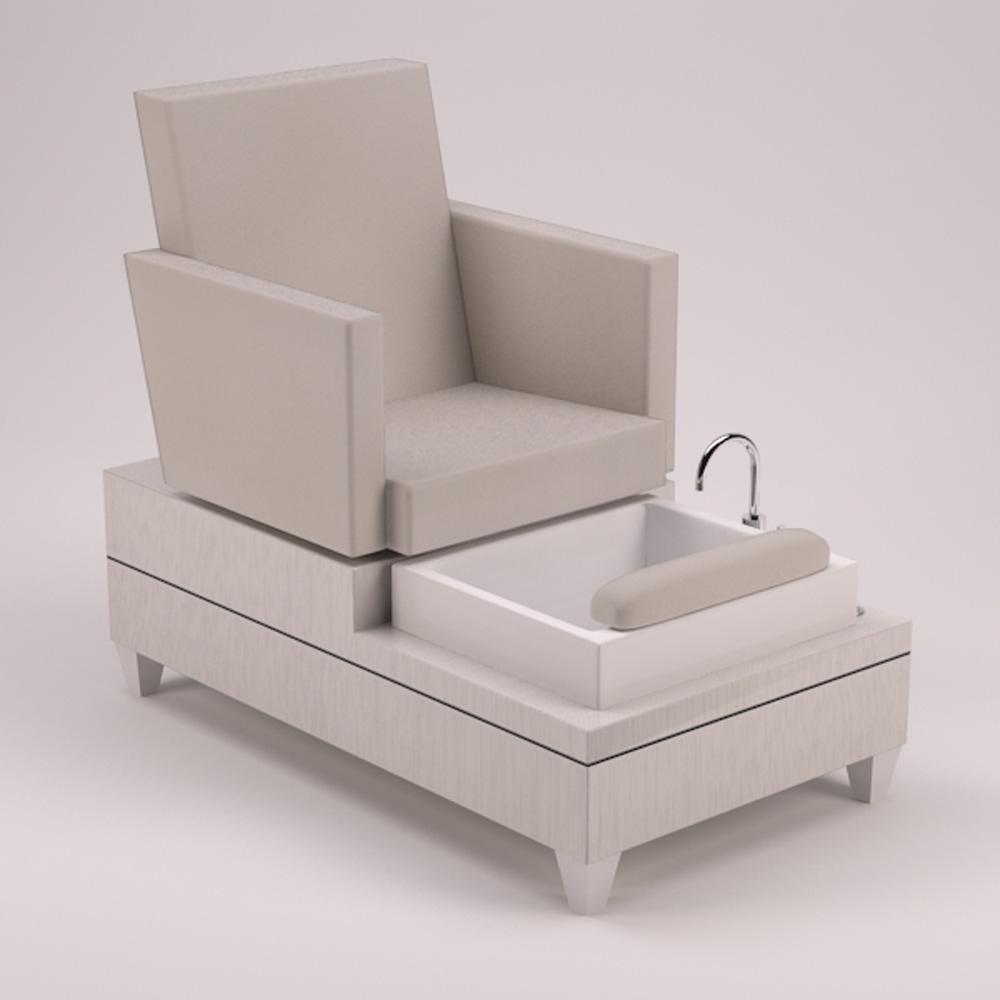 Fabulous Minka Swivel Pedicure Chair Machost Co Dining Chair Design Ideas Machostcouk