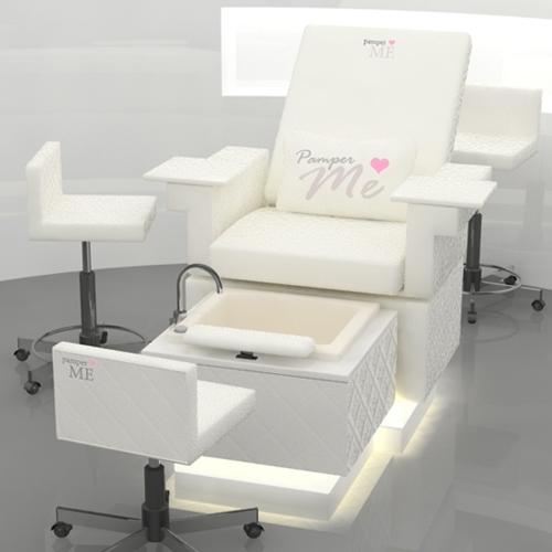 Pedicure Chair Ideas michele pelafas new to market audrey pedicure chair Pamperme Pedicure Chair Foot Spa