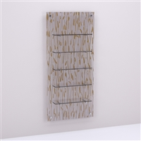 Resin Retail Wall Panel Organic