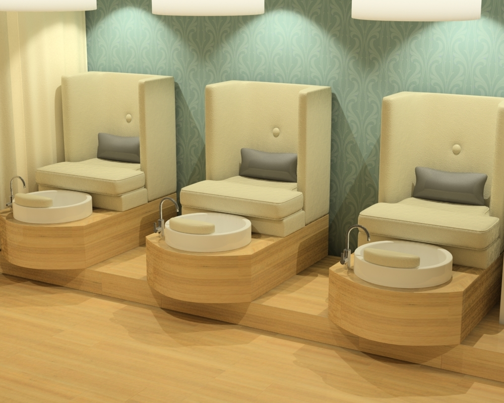 Brilliant Stella Built In Pedicure Chair Foot Spa Creativecarmelina Interior Chair Design Creativecarmelinacom