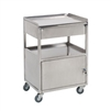 Stainless Spa Utility Cart