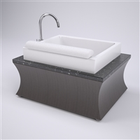 Prima Pedicure Sink Vanity