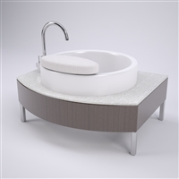 Valega Pedicure Sink Vanity