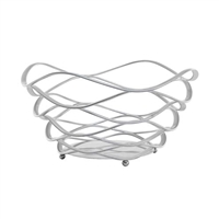 Scalloped Wire Basket