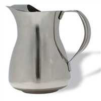 Bell Stainless Pitcher