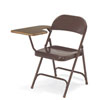 Virco 165 - Premium Steel Steel Folding Chair with Retractable Tablet Arm Desk  (Virco 165)