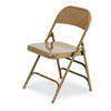 Virco 167 - Premium Steel Folding Chair with 2 Rear Leg Braces  (Virco 167)