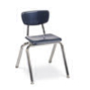 "Virco 3014 - 3000 Series 4-Legged Hard Plastic Chair - 14"" Seat Height  (Virco 3014)"