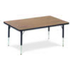 "Virco 483048 - Rectangular 30"" x 48"" Activity Table, 1 1/8 inch Thick Laminate Top  (Virco 483048)"