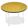 "Virco 4842R - Round 42"" Activity Table, 1 1/8 inch Thick Laminate Top  (Virco 4842R)"