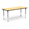 "Virco 503072ADJ - 5000 Series Rectangle Activity Table - 30"" x 72"" (Virco 503072ADJ)"
