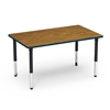 "Virco 503660ADJ - 5000 Series Activity Table, 36"" x 60"" Rectangle Top (Virco 503660ADJ)"