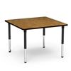 "Virco 504848ADJ - 5000 Series Activity Table, 48"" x 48"" Square Top (Virco 504848ADJ)"