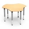 "Virco 50HUB48ADJ - 5000 Series Hub Activity Table - 48"" (Virco 50HUB48ADJ)"