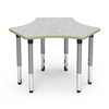 "Virco 50SPK48ADJ - 5000 Series Activity Table 48"" Spoke Top (Virco 50SPK48ADJ)"