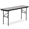 "Virco 601860 - 6000 Series Rectangle Folding Table - 18"" x 60"" (Virco 601860)"