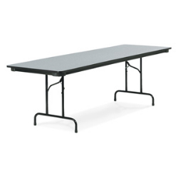 "Virco 603672 - 6000 series 3/4"" thick particle board folding table 36"" x 72""  (Virco 603672)"