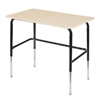 723M Series Student Desk with Hard Plastic Top (Virco 723M)