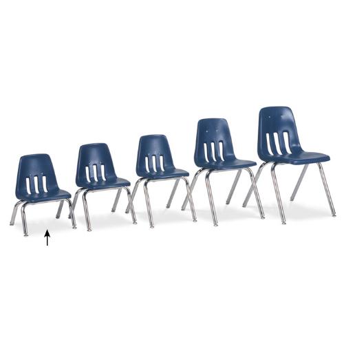 Virco 9010 Preschool Chair 10 Seat Height