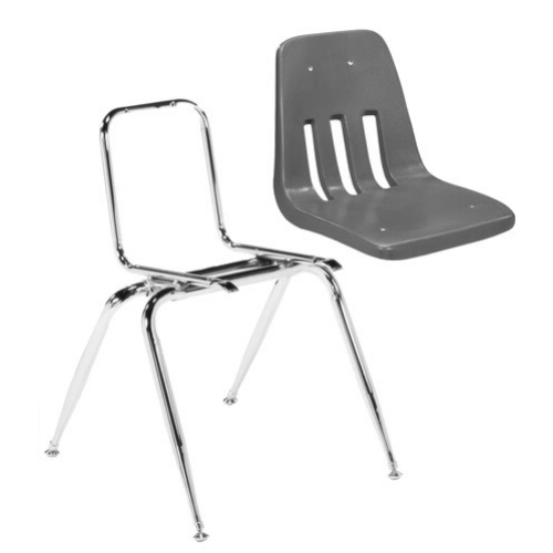 Virco 9012 School Chair - 12\