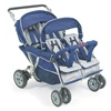 Angeles Bye-Bye 4 Passenger Stroller  (Angeles AGL-AFB6600)