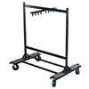 "AmTab Heavy-Duty Stage Cart - Applicable for 36""W Stages - 30""W x 72""L x 44""H <br> (AmTab AMT-STC36 )"