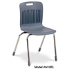 "Virco AN18EL - Analogy Series 4-Legged School Chair, 18-1/2"" Seat Height (Virco AN18EL)"